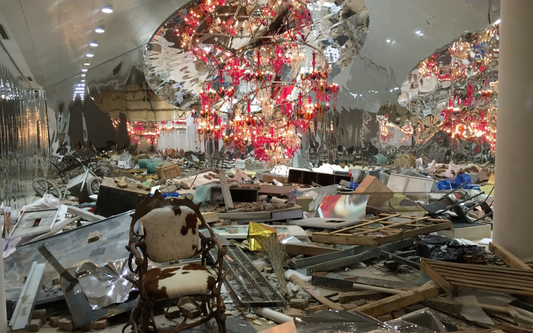 Choi Jeong Hwa's Exhibition On Consumerism.