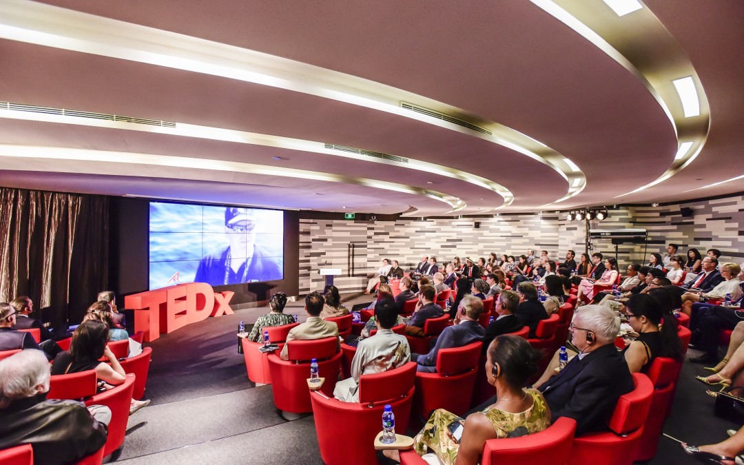 TEDXBeijing Salon Event – Oceans: Innovation and Conservation