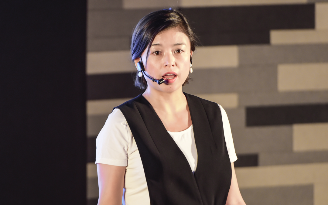 Excerpts from the TEDXBeijing Salon Event: May Mei