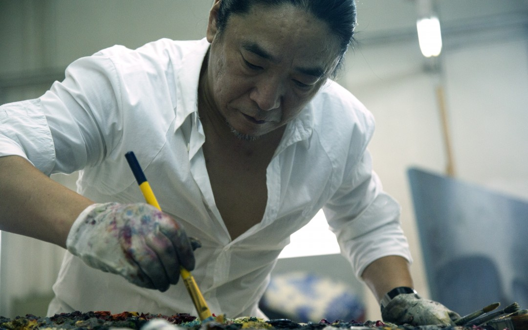 Inside Artists' Studios: Ling Jian