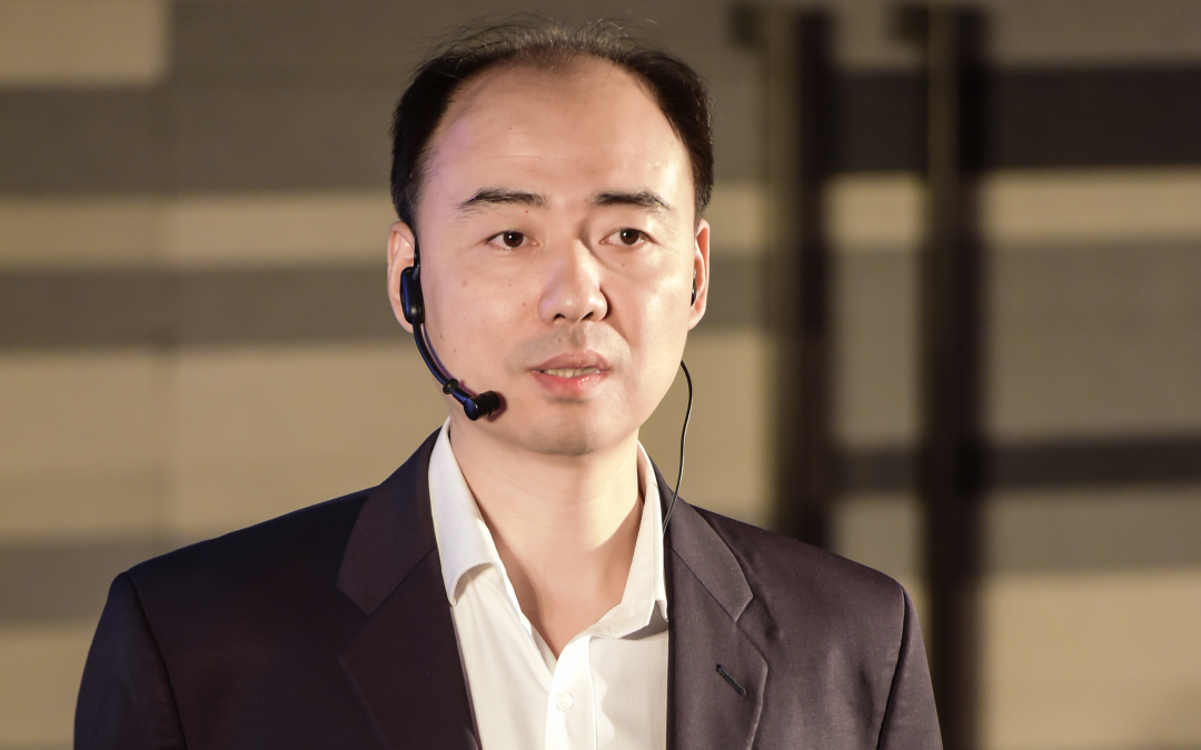 Excerpts from the TEDXBeijing Salon Event: Ma Jun